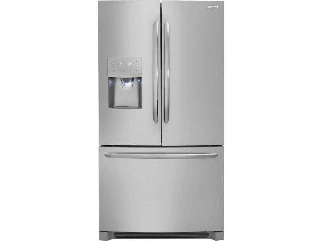 Frigidaire Gallery French Door Refrigerators26.8 Cu. Ft. French Door Refrigerator