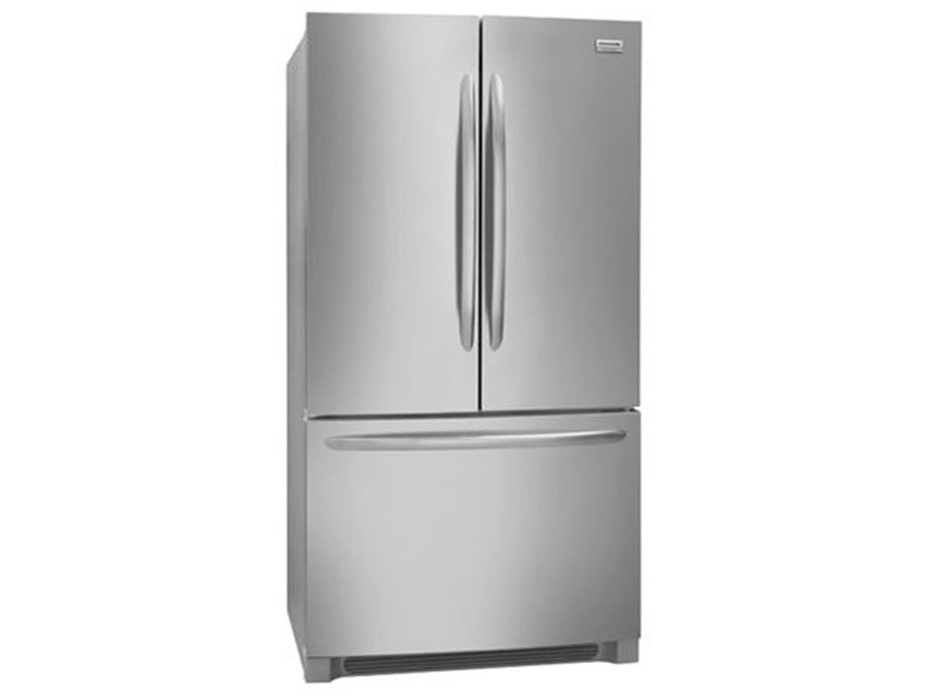 Frigidaire Gallery French Door Refrigerators22.4 CuFt. Counter-Depth French Door Fridge