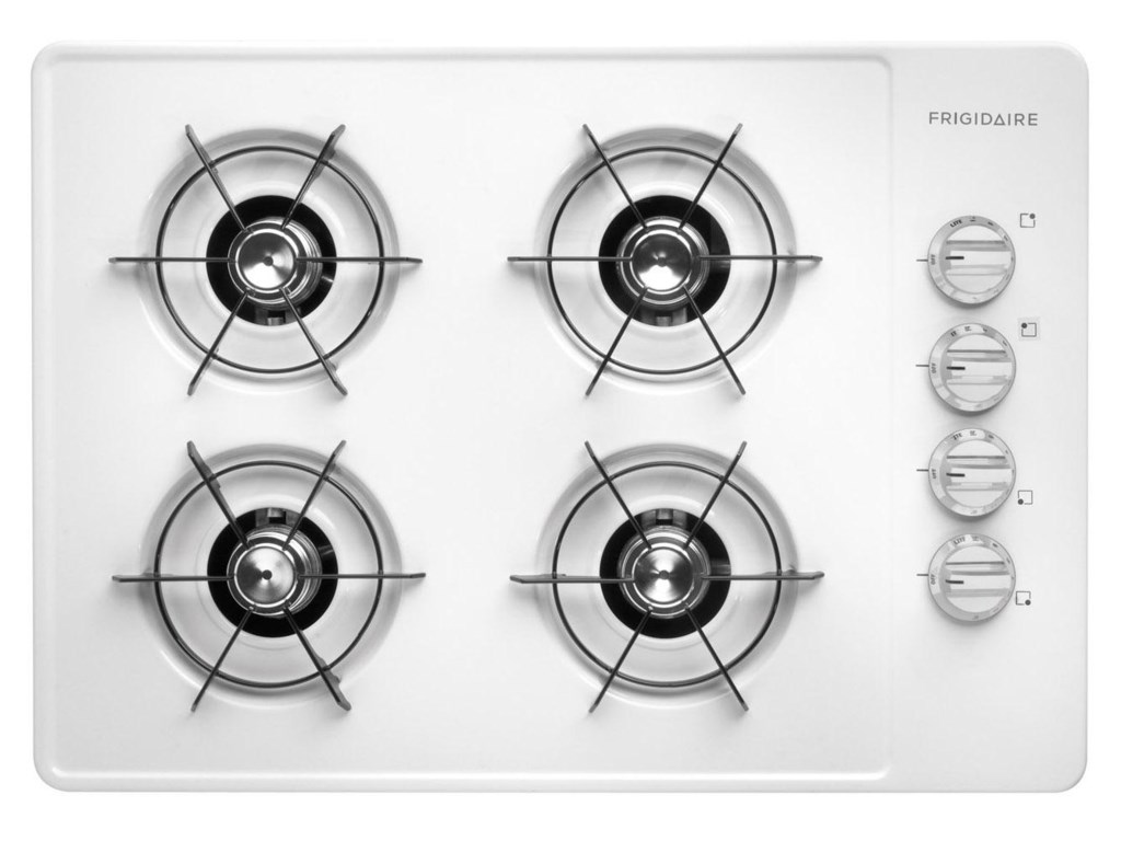 Porcelain Cooktop Grates are Durable and Easy to Clean