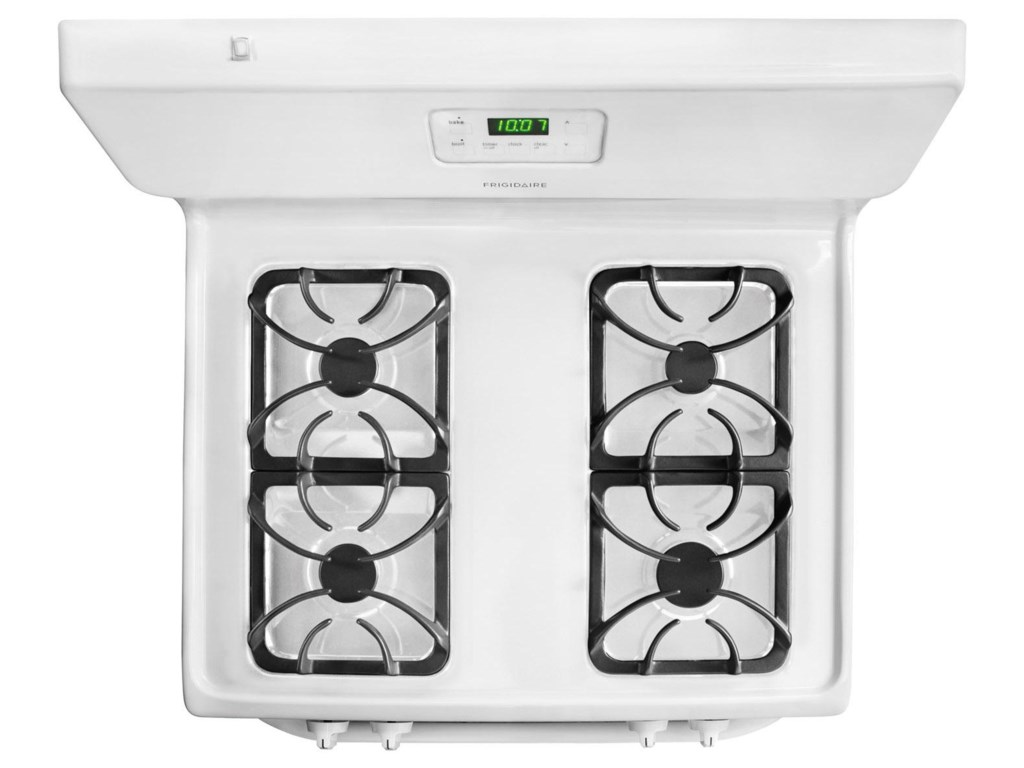 Sealed Gas Burners Enjoy Eeasier Cleanup and S Looking Great