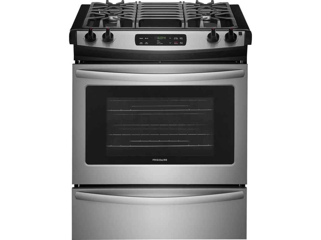Frigidaire Ffgs3026ts30 Slide In Gas Range Furniture And