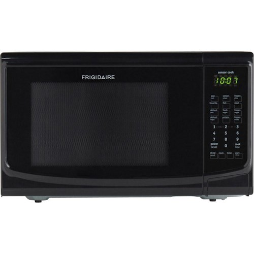 Frigidaire Microwaves 1 4 Cu Ft Countertop Microwave With Multi Stage Cooking Option