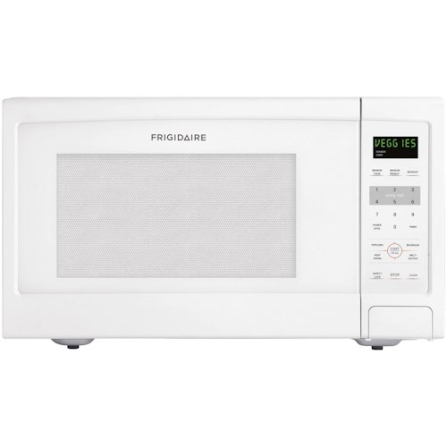 Frigidaire Microwaves 1 6 Cu Ft Countertop Microwave With Multi Stage Cooking Option
