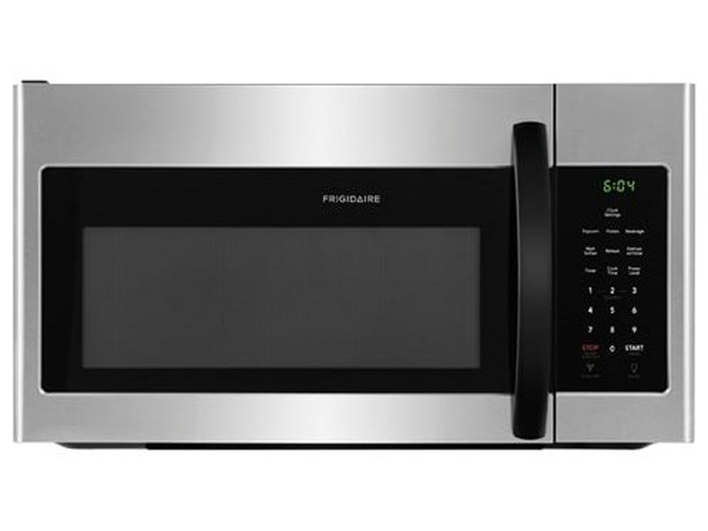 Frigidaire Microwaves1 6 Cu Ft Over The Range Microwave