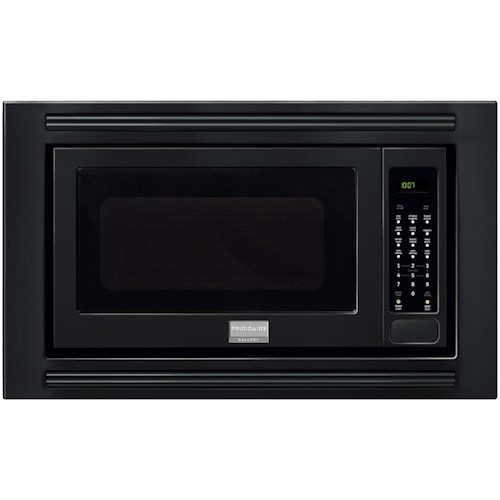 Frigidaire Microwaves Gallery 2 0 Cu Ft Built In Microwave With Sensor Cooking
