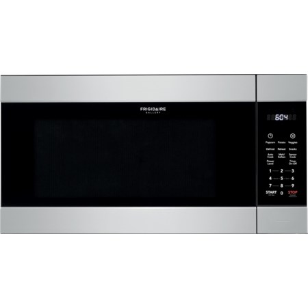 2.2 Cu. Ft. Built-In Microwave
