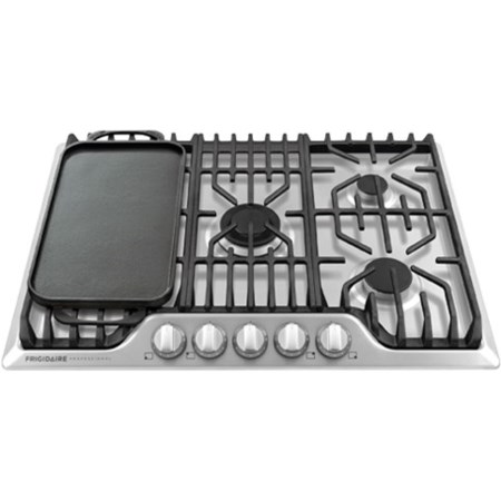 "30"" Frigidaire Professional Gas Cooktop"
