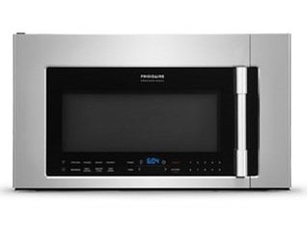 Ft Over The Range Microwave By Frigidaire Professional Collection Microwaves