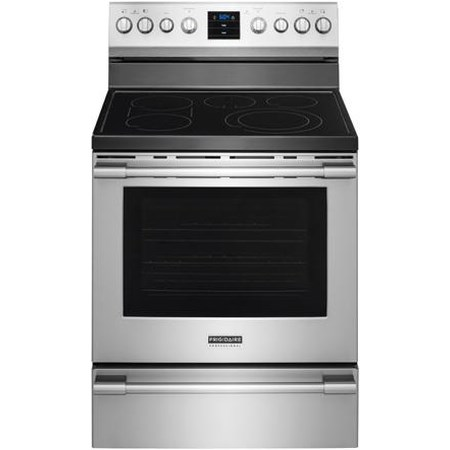 "Professional 30"" Freestanding Electric Range"