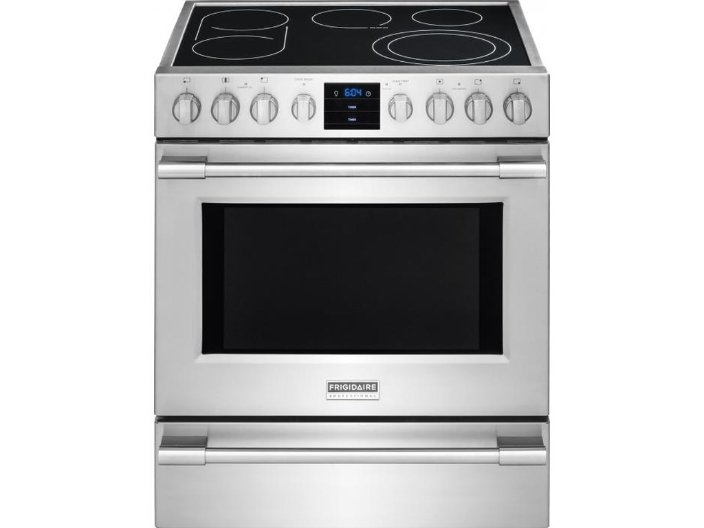 Frigidaire Professional Collection Rangesprofessional 30 Electric Range