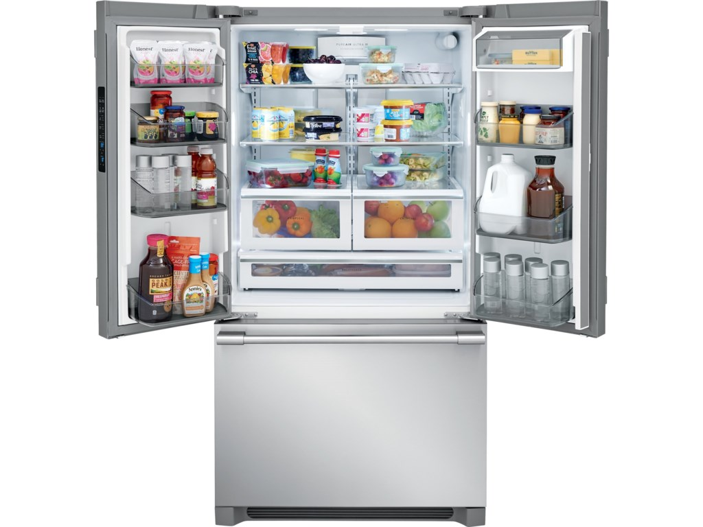 Frigidaire Professional - French Door Refrigerators22.3 Cu. Ft. French Door Refrigerator