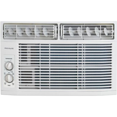 6,000 BTU Window-Mounted Room Air Conditione