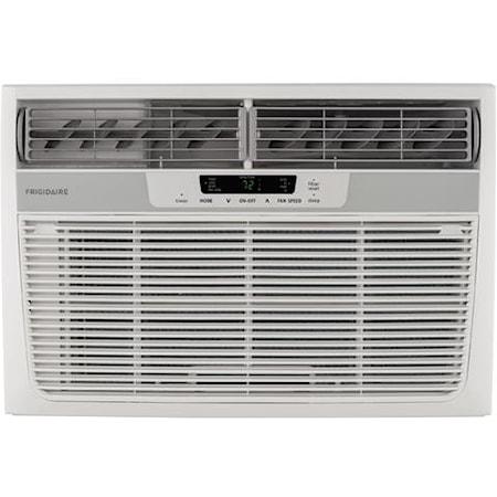 8,000 BTU Window-Mounted Room Air Conditione