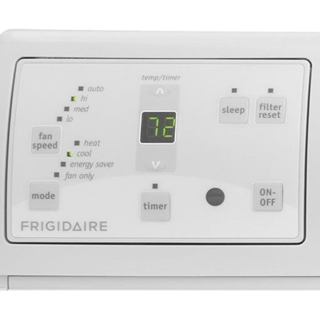 8,000 BTU Built-In Room Air Conditioner with