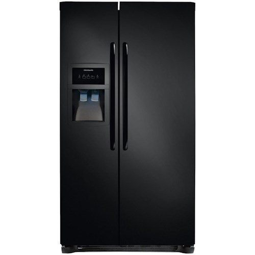 Frigidaire Side By Refrigerators Energy Star 22 6 Cu Ft
