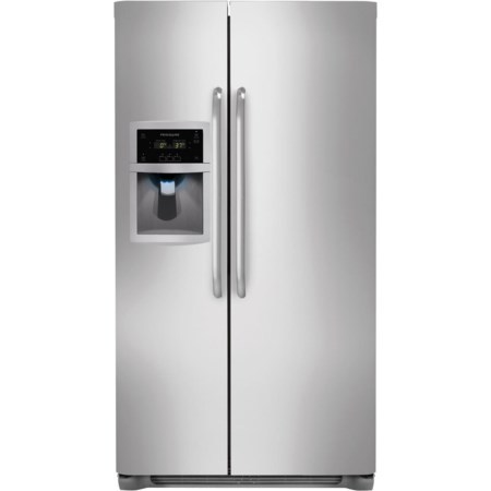 23 Cu. Ft. Side-by-Side Refrigerator