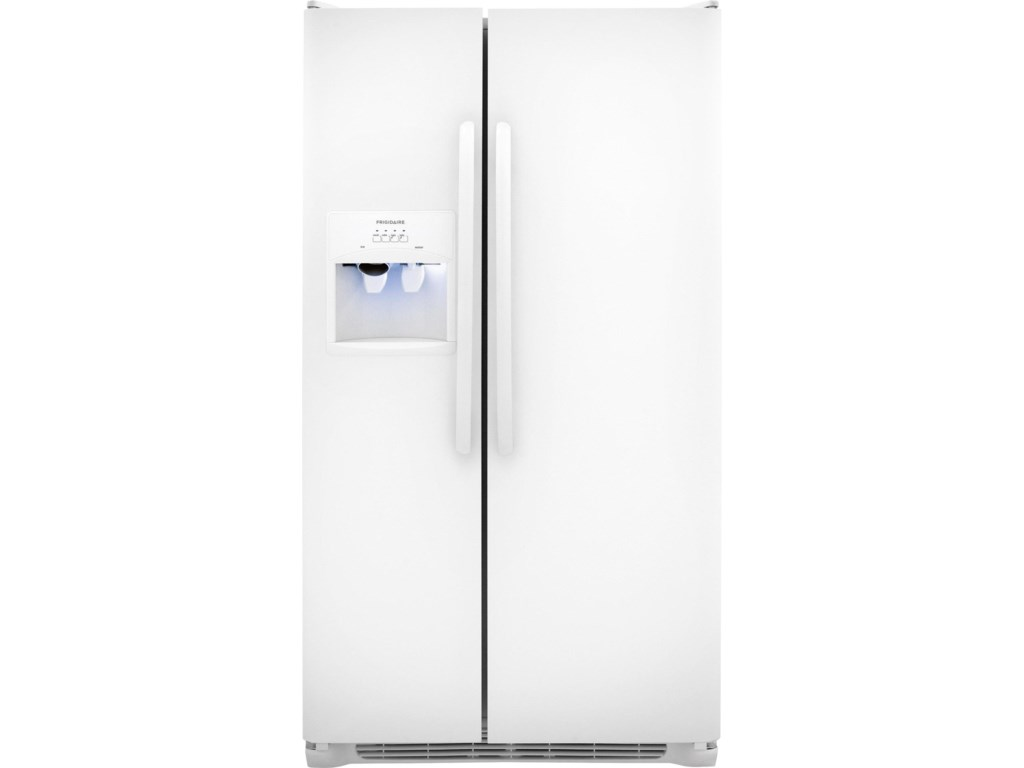 Frigidaire Side-By-Side Refrigerators22.1 Cu. Ft. Side-by-Side Refrigerator