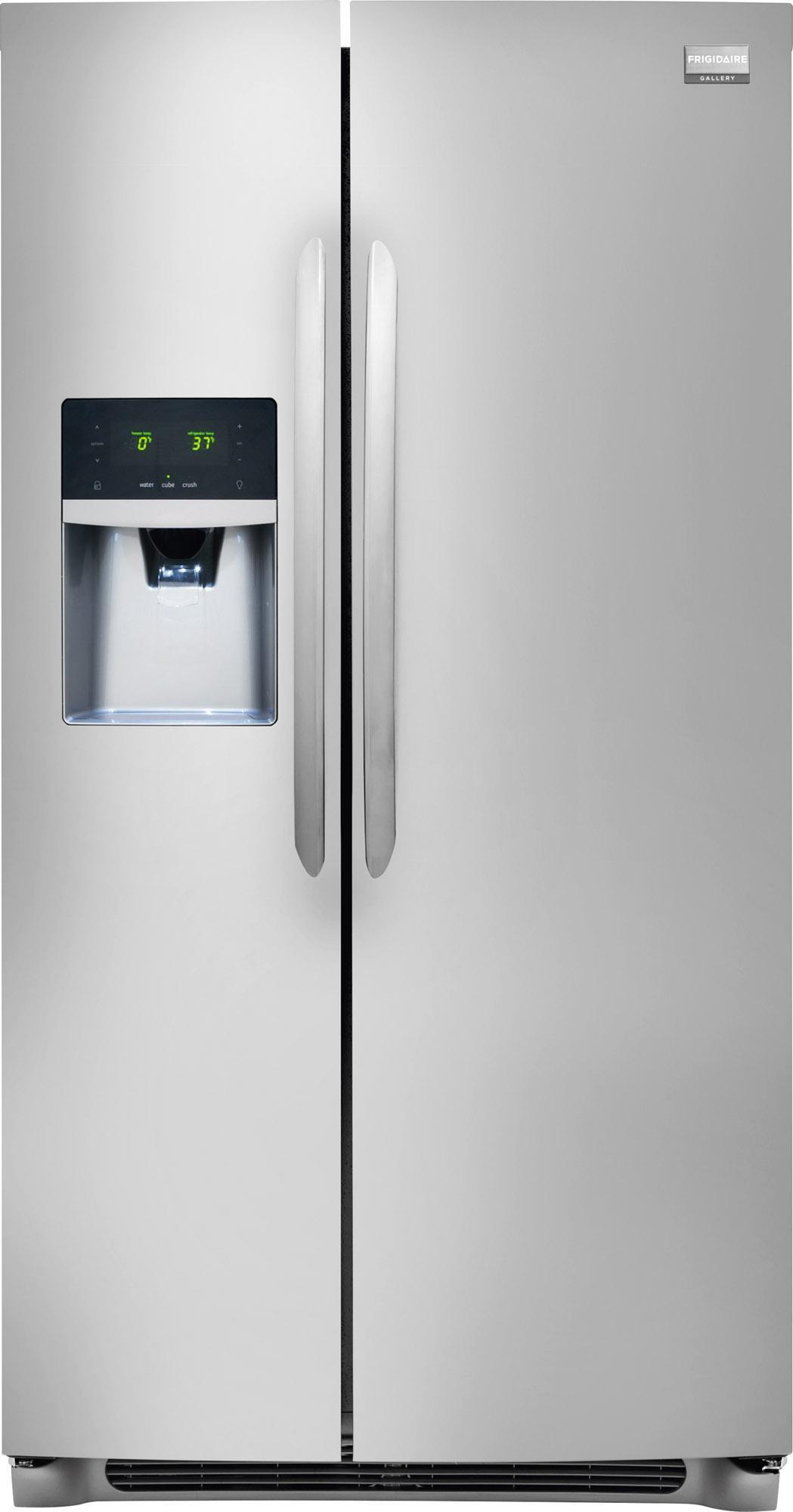 Frigidaire Refrigerator Freezer Door Bin Side by Side Refrigerators Part New