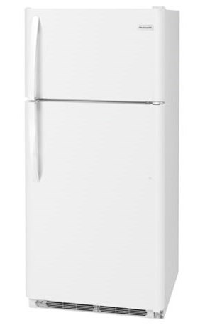 Frigidaire Top Freezer Refrigerators18 Cu. Ft. Top Freezer Refrigerator