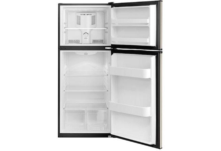 Frigidaire 9.9 Cu. Ft. Top Freezer Apartment-Size ...