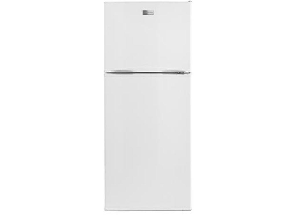 Top Freezer Refrigerators 9.9 Cu. Ft. Top Freezer Apartment-Size  Refrigerator by Frigidaire at VanDrie Home Furnishings