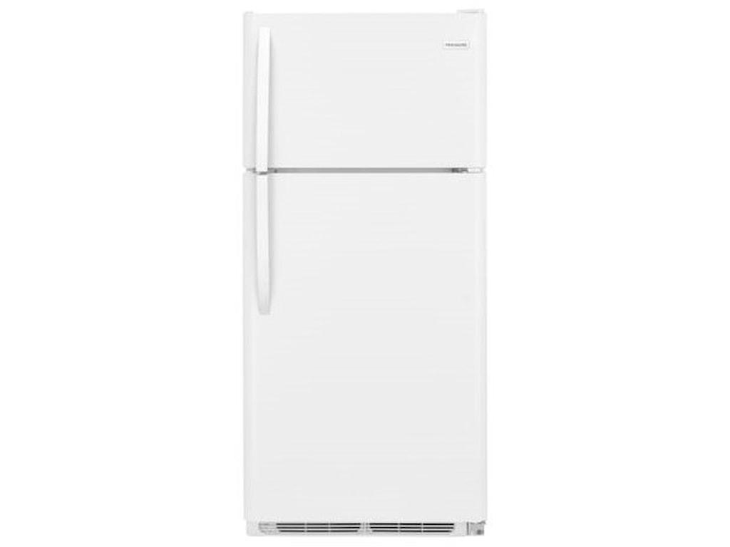 Frigidaire Top Freezer Refrigerators18 Cu. Ft. Top Freezer Refrigerator
