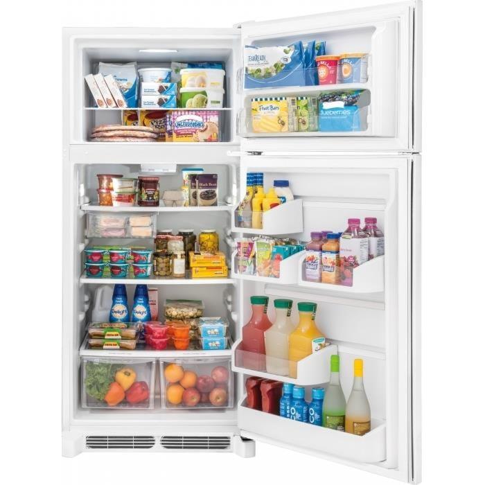 Frigidaire Frigidaire Gallery Refrigerators18 Cu. Ft. Top Freezer Refrigerator