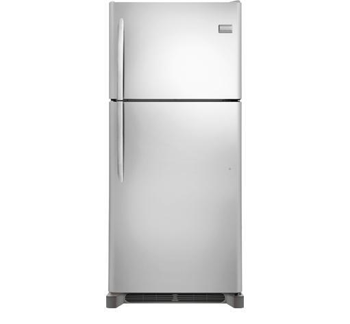 frigidaire gallery 20 3 cu ft top freezer refrigerator with rh westrichfurniture com