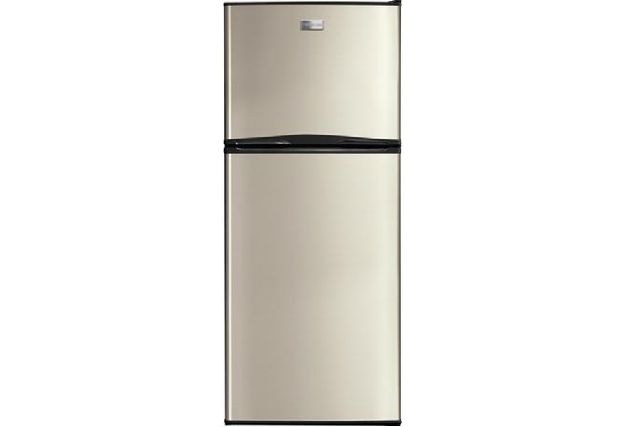 Top-Freezer Refrigerator 12 Cu. Ft. Top Freezer Apartment-Size Refrigerator  by Frigidaire at VanDrie Home Furnishings