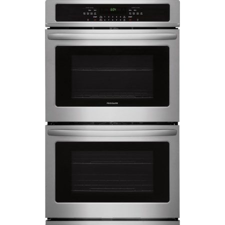 "27"" Double Electric Wall Oven"