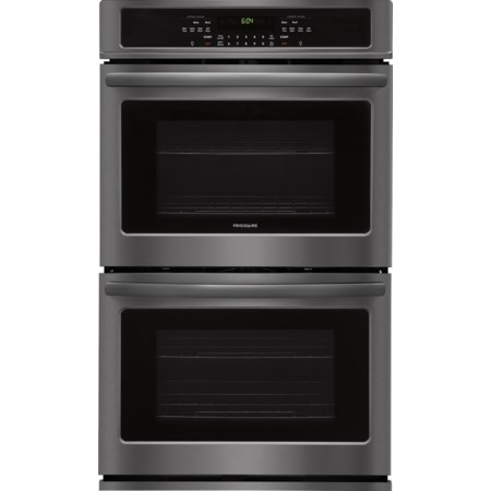 """30"""" Double Electric Wall Oven"""