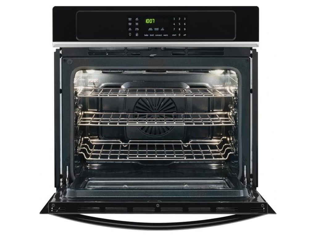 Frigidaire Gallery 30 Single Electric Wall Oven Colders House Wiring To A Ovensgallery
