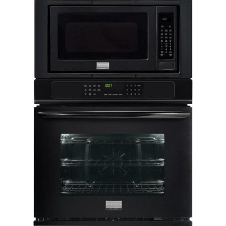 Gallery 27'' Electric Wall Oven/Microwave