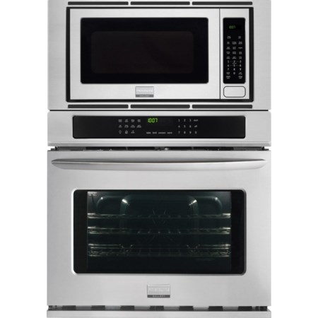 Gallery 30'' Electric Wall Oven/Microwave
