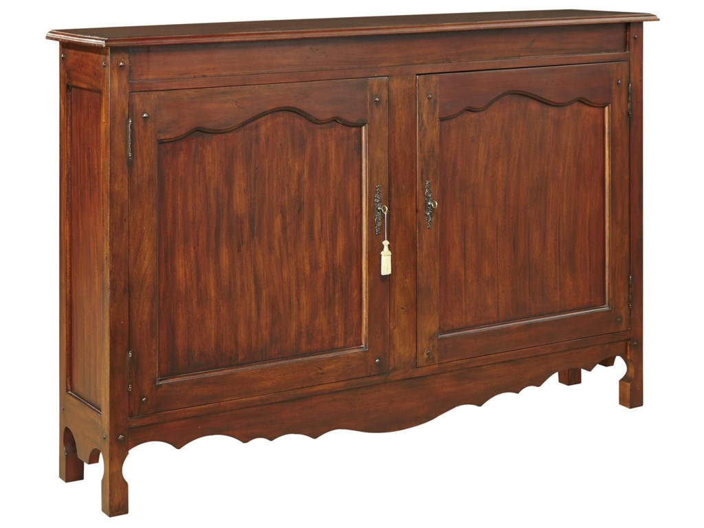 Furniture Classics AccentsPine Hall Chest