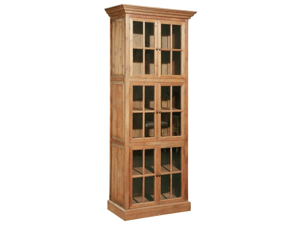 Furniture Classics AccentsFir Single Stack Bookcase
