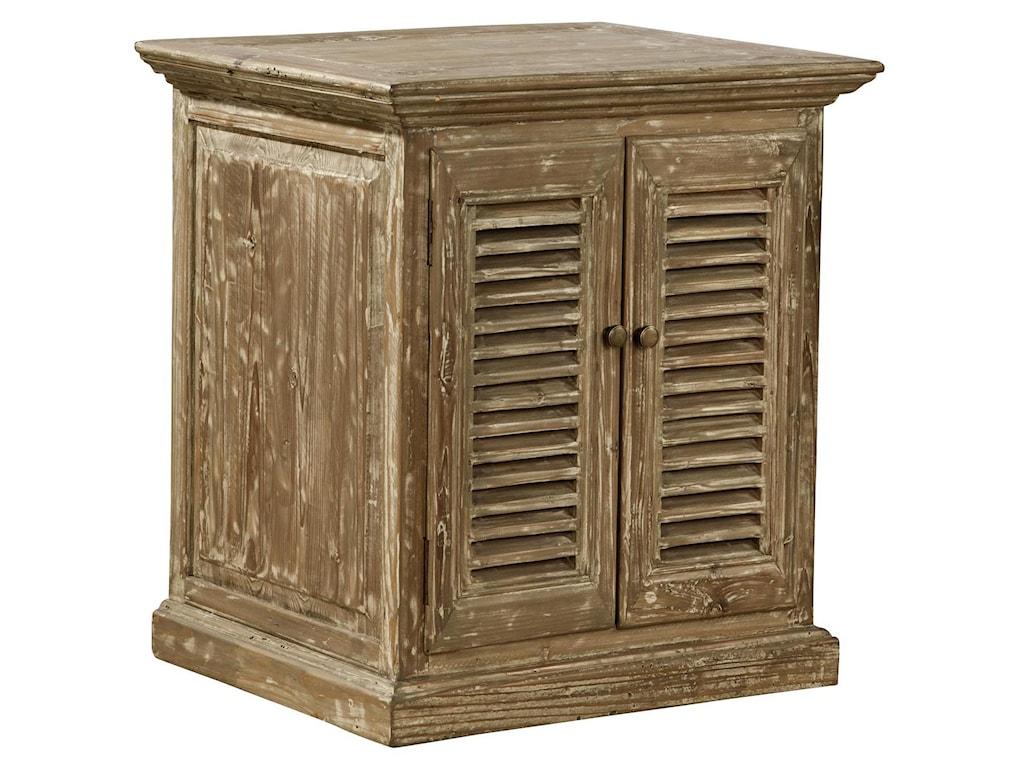 Furniture Classics AccentsHilton Side Table