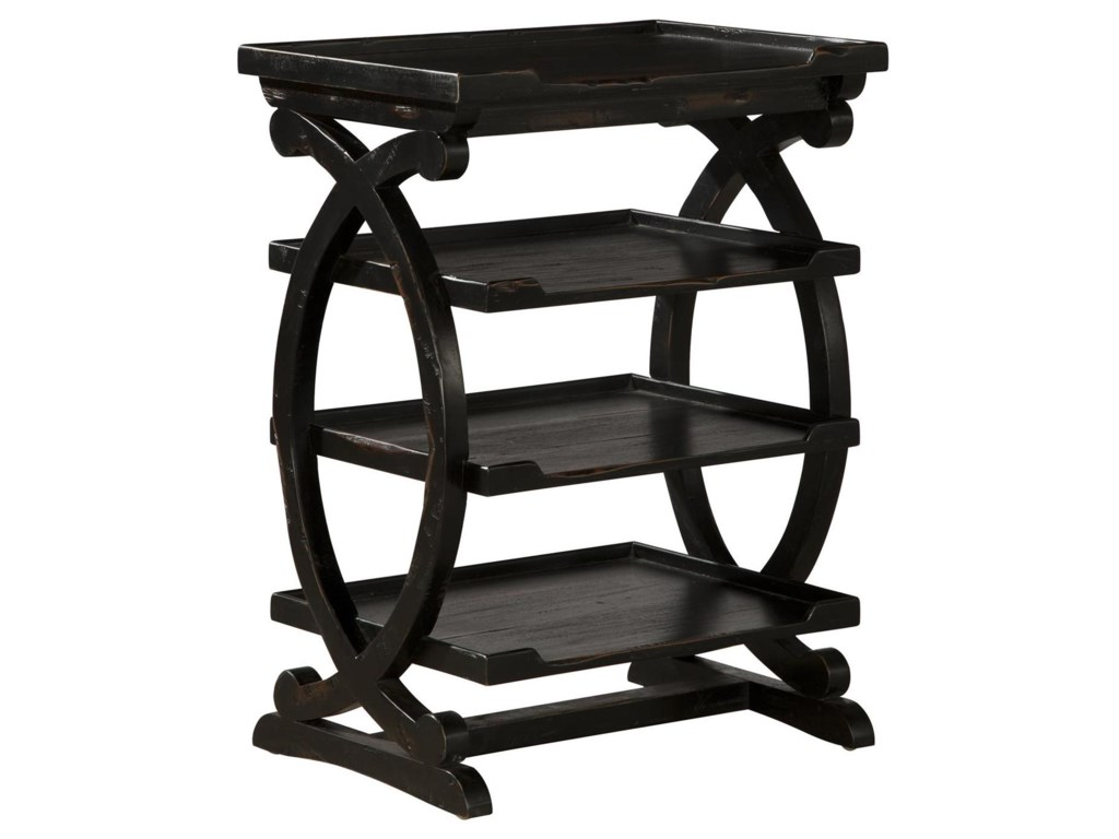Furniture Classics AccentsFour Tiered Table
