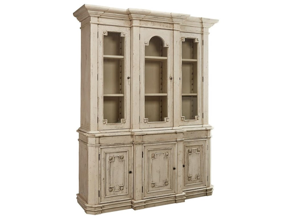 Cabinets And Display Cases Heritage Chine Cabinet By Furniture Classics At Howell Furniture