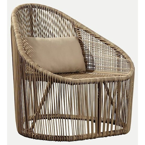 Charmant Furniture Classics Occasional Chairs Montego Synthetic Rattan Lounge Chair