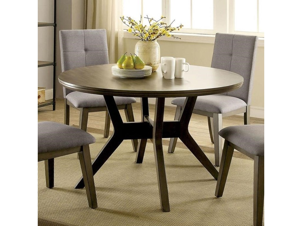 Furniture of America AbeloneRound Table