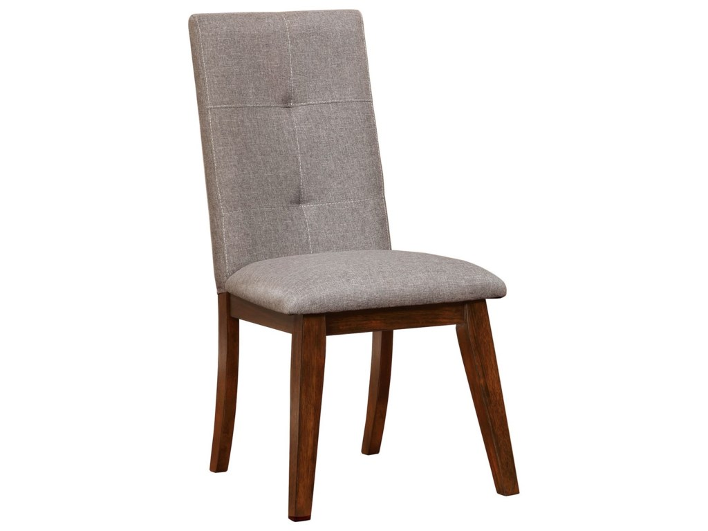 Furniture of America AbeloneSide Chair (2/CTN)