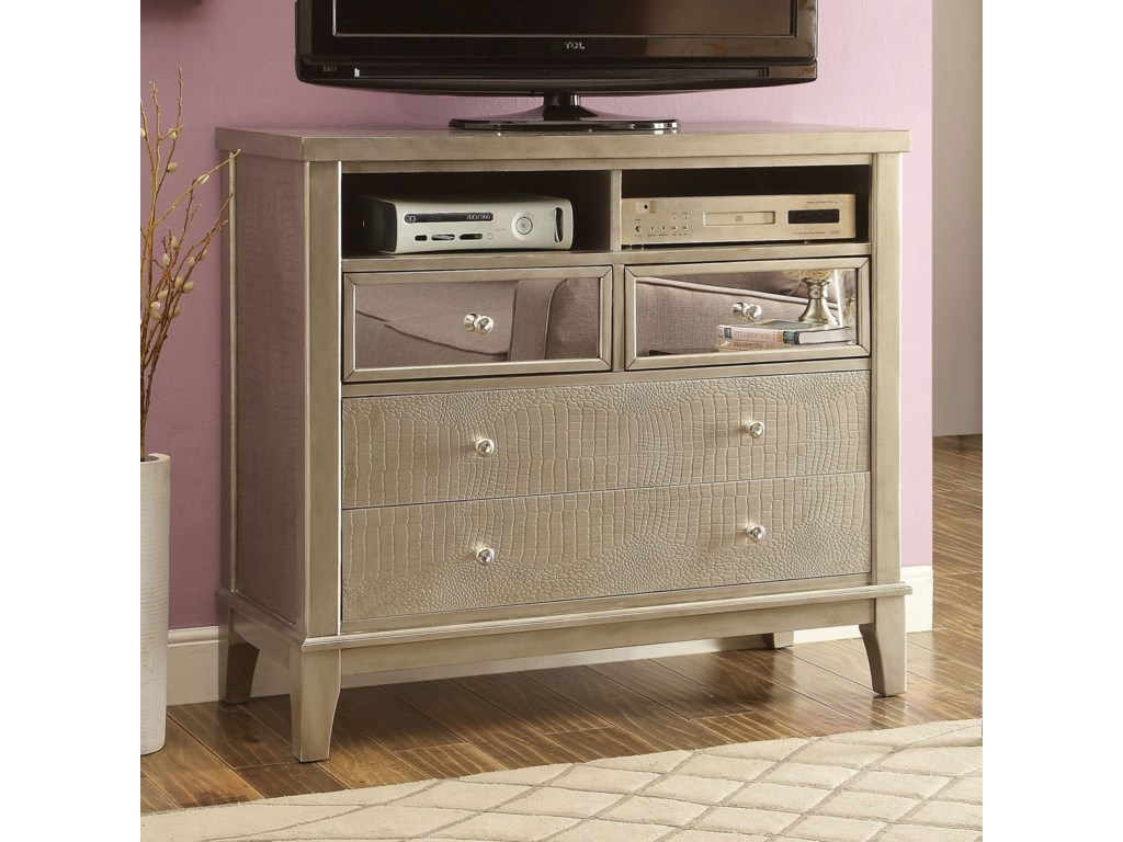Furniture of America AdelineMedia Chest