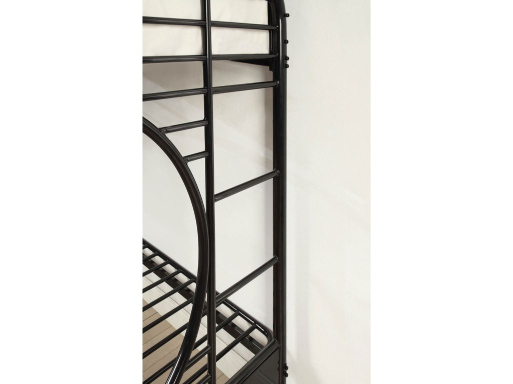 FUSA AlannaMetal Bunk Bed