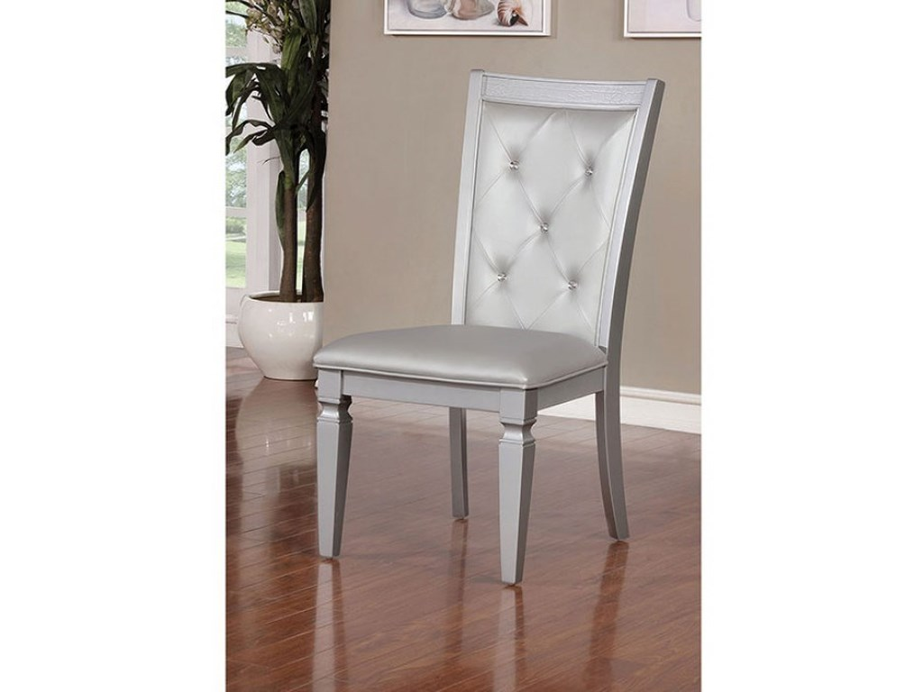 FUSA AlenaSet of 2 Side Chairs