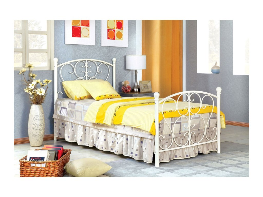 FUSA AliceTwin Bed