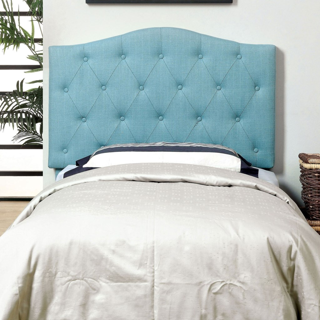 Furniture Of America Alipaz Twin Headboard Rooms For Less Headboards