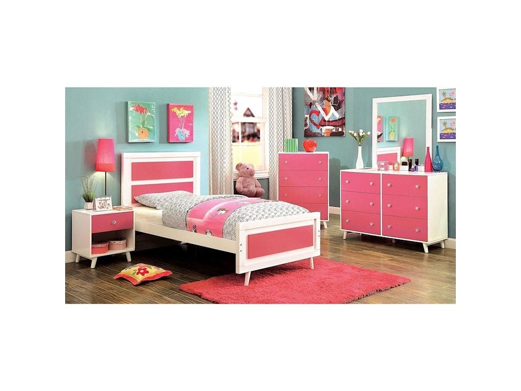 FUSA AliviaFull Bed