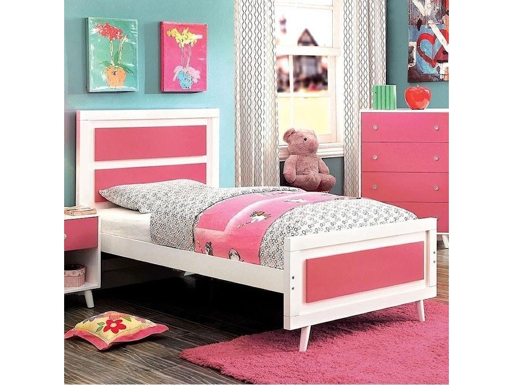 FUSA AliviaTwin Bed