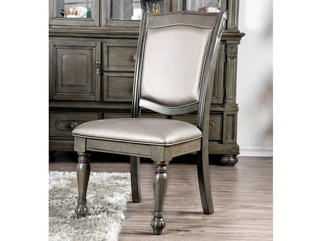 FUSA AlpenaSide Chair
